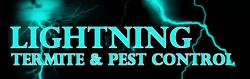 Lightning Termite & Pest Control LLC logo