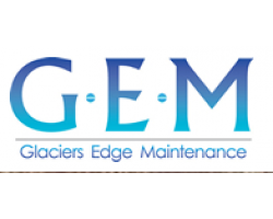Glaciers Edge Maintenance logo