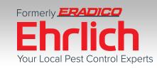 Eradico Pest Control Company logo