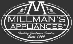 Millman's Appliances logo