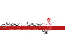 Jeanne's Antiques logo