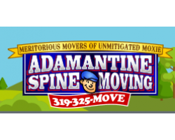 Spine Moving logo
