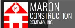 Maron Construction Co., Inc. logo