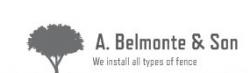 A. Belmonte & Son logo