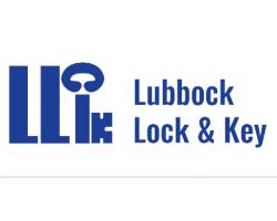Lubbock Lock and Key logo