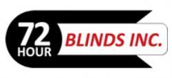 72 Hour Blinds, Inc. logo