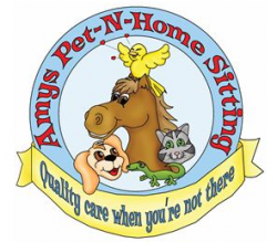 AMYS Pet N Home Sitting logo