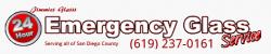 24 Hour Emergency Glass logo