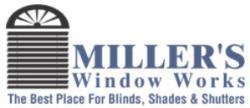 Miller's Window Works logo
