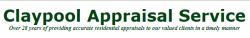 Claypool Appraisal Service logo