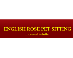 English Rose Pet Sitting logo