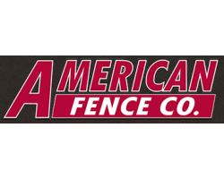 American Fence Company logo