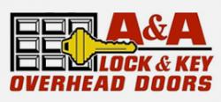 A & A Lock and Key LLC logo