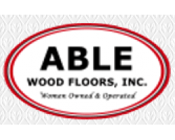 Able Wood Floors Inc. logo