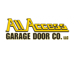 All Access Garage Door Co. logo