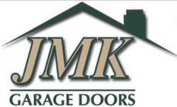 JMK Garage Doors logo