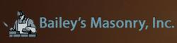 Bailey's Masonry Inc logo