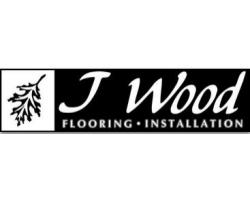 J Wood Flooring logo