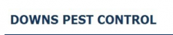 Downs Pest Control logo