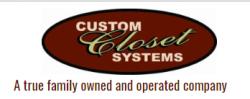 Custom Closet Systems logo