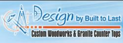 Design by Built to Last, Inc. logo