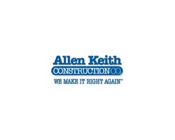 Allen Keith Construction Company logo