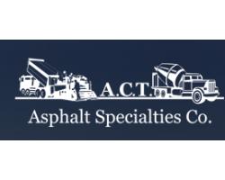 ACT Asphalt Specialties logo