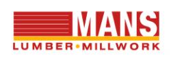 Mans Lumber & Millwork logo