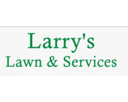 Larry's Lawn & Services logo