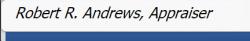 Robert R. Andrews, Appraiser logo