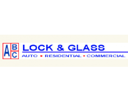 ABC Lock & Glass logo