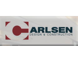 Carlsen Design & Construction logo