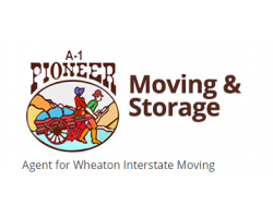 A-1 Pioneer Moving & Storage logo