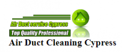 Air Duct Cleaning Cypress logo