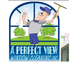 A Perfect View Window Cleaning Service logo