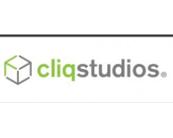 CliqStudios.com logo