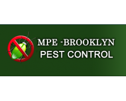 MPE - Brooklyn Pest Control logo
