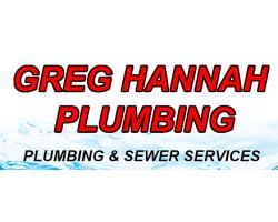 Greg Hannah Plumbing & Sewer Services logo