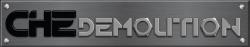 CHE Demolition logo