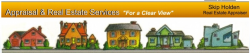 Appraisal & Real Estate Services logo