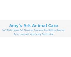 Amy's Ark Animal Care logo