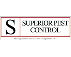 Superior Pest logo