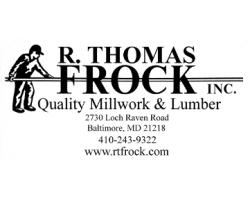 Frock, R. Thomas logo