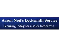 Aaron Neil's Locksmith Service logo