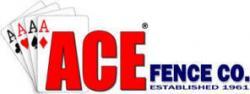 Ace Fence Company logo