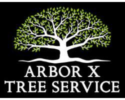 Arbor X Tree Service logo
