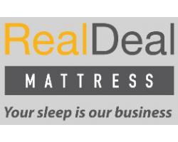 Real Deal Mattress logo