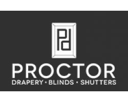 Proctor Drapery and Blinds logo
