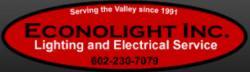 Econolight Inc. logo
