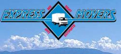 A Express Movers logo